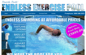 Endless Exercise Pool