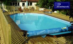 Premium Wooden Pool