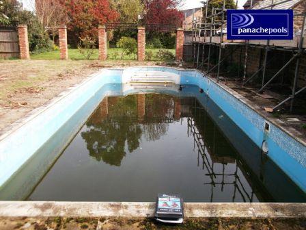 Swimming Pool Refurbishment Project Northamptonshire Panache Pools 39 Blog Lifestyle Leisure