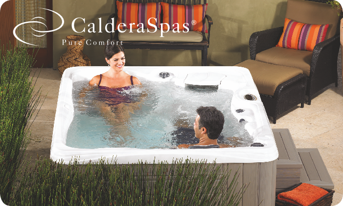 Caldera Spas & Hot Tubs