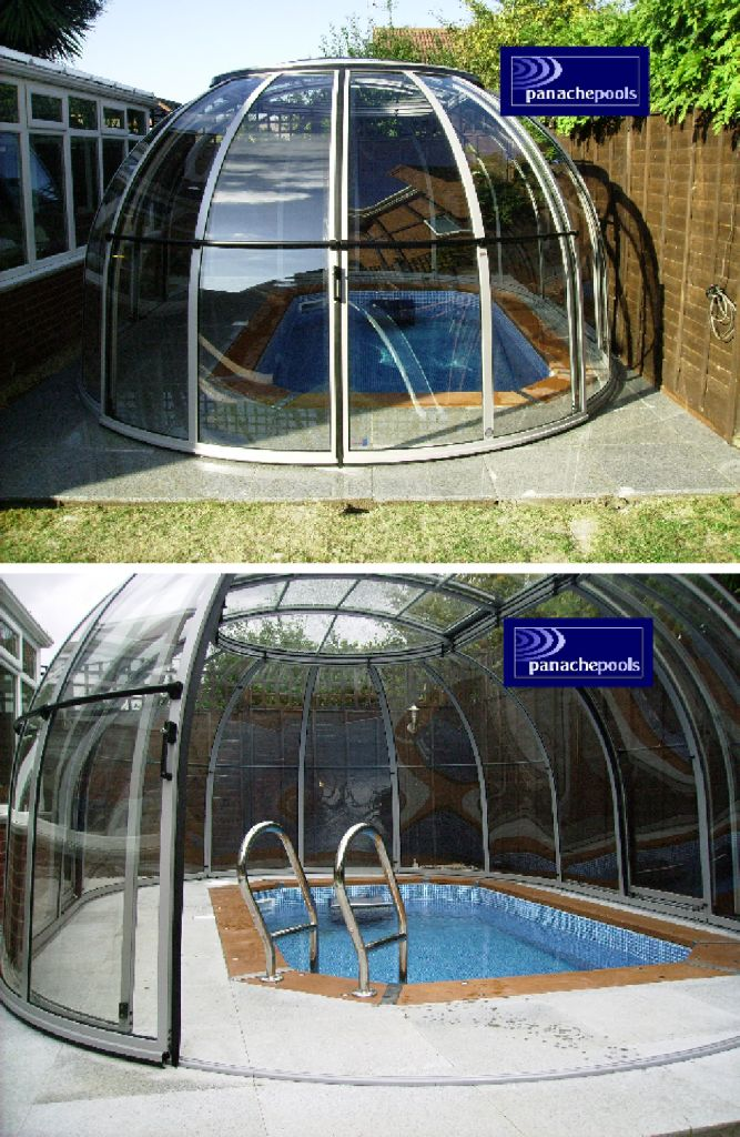 Endless Exercise Pool Sunhouse Enclosure