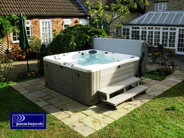 Click here to visit our hot tub website