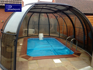 Exercise Pool and Sunhouse Enclosure