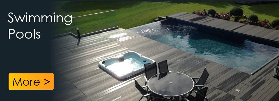 Swimming Pool Builders Hot Tub Dealers Saunas Northamptonshire